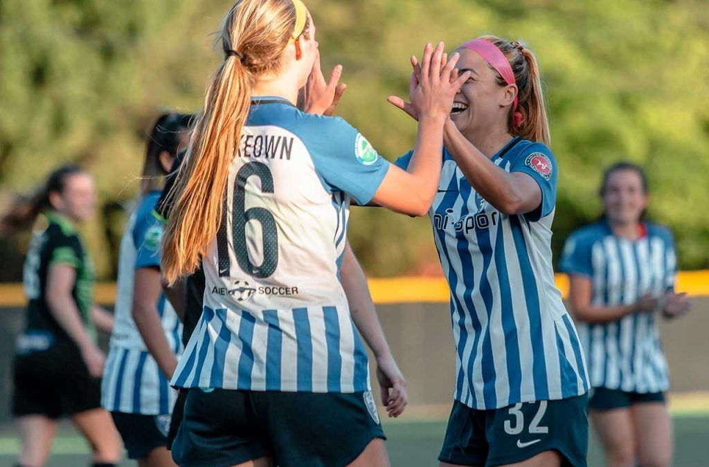 2021 Competition Outline for United Women's Soccer