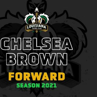 Welcome our new signing Chelsea Brown! The native of Sulphur, Louisiana is in her second year playing for LSU Shreveport! She also played for Sulphur High School where she earned 1st team all district 2018-2019! Help us welcome her to the Louisiana FC Family!  @cabbrownn  @lsushreveport  @uwssoccer #uwoso #louisiana #louisanasoccer  #lsushreveport