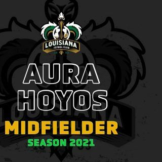 AURA HOYOS is the newest signee  for Louisiana FC. Aura has played in Spain 🇪🇸 , with Atlético de Madrid until she was 12 years old. She went through all the developmental stages playing for the city team, the state team and the Colombian under-17 and under-20 team to finally reach the 🇨🇴 Colombian national team. She currently plays in the Colombian Women's Professional League with Deportivo Independiente Medellín. Welcome to Louisiana, Aura!  @uwssoccer @aurahoyosg #Uwoso #louisianasoccer #louisiana