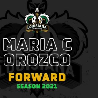 We want to take a moment to welcome our new player, María Camila Orozco who was born  in #Medellín, Colombia 🇨🇴 where she played and developed with the city's main team until she was 13 years old. At the age  of 14 she moved to the United States where she mainly played in the  #Philadelphia youth teams as well as one of the top youth  soccer clubs in America, PDA in New Jersey.  Camila currently plays at #NCAA Division I Long Island University 🇺🇸 . Welcome To Louisiana FC!   #uwoso @mcamilaosaenz @uwssoccer #louisianasoccer #louisiana #soccerwomen