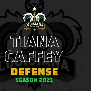 Another day and another signing help us welcome Tiana Caffey! The Native of Port St. Lucie #Florida she's a three year letter for #LSU. She's coming to an already strong defense to add even more fire power to the back line. Help us welcome Tiana to our Family!  @_t.iana  @uwssoccer @lsusoccer   #uwoso #louisianasoccer #louisiana