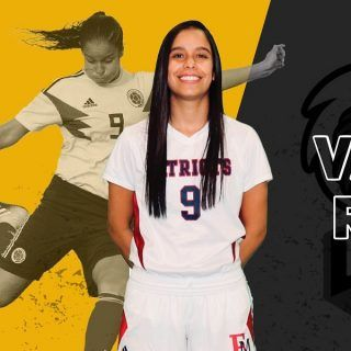 We are excited to announce Valentina Restrepo as a new player for Louisiana FC.  As a youth, Valentina has played with the #Colombian U-17 & U-20 National Teams. She has now been selected 🇨🇴 Colombian Women's Full National Team.  She has been a player for Envigado FC and currently plays at Francis Marion University in South Carolina. Welcome to #Louisiana FC, @valenrpo9 !  @uwssoccer #uwoso #louisianasoccer