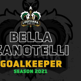 Louisiana FC would like to welcome Bella Zanotelli From #LSU! Bella is from #Colorado Springs, Colorado and won a national championship with Real Colorado Developmental Academy. She was a member of Colorado #ODP And was Pikes Peak Conference Player of the Year #mvp in high school. Welcome Bella!   @bellazanotelli  Thanks @lsusoccer for your support!!! @uwssoccer #Uwoso  #louisianasoccer #louisiana #soccerwomen  Sponsor by @autorepair_br_la